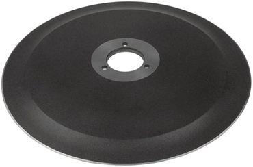 Cookmax Rundmesser Aufnahme ø 40mm Aussen 275mm 3-Lochbefestigung