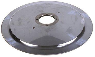 Cookmax Rundmesser Aufnahme ø 57mm Aussen 330mm Höhe 23mm 100Cr6