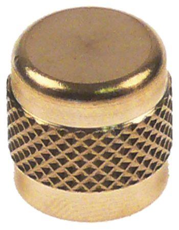 """CASTEL 8392/A Schraubkappe für Schraderventil Größe 1/4"""""""