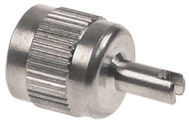 """CASTEL 8392/B Schraubkappe für Schraderventil Größe 1/4"""""""