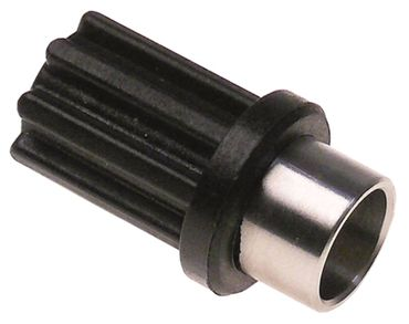Sirman Kupplung für Mixer VORTEX 43, VORTEX 55 8 Zähne D1 18mm