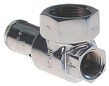 Ambach Sicherheitsventil für Kochkessel Elektro, Kochkessel Gas