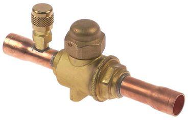 CASTEL 6570/M12A Kugelabsperrventil für Kältetechnik 2-Wege