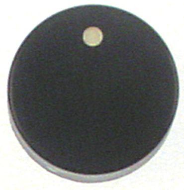 Lotus Knebel für CF-10GF, CF-10G-A für Gashahn ø 40mm schwarz