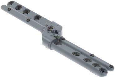 Elettrobar Wasch- 14 Düsen Länge 458mm 458mm 5 Nachspüldüsen
