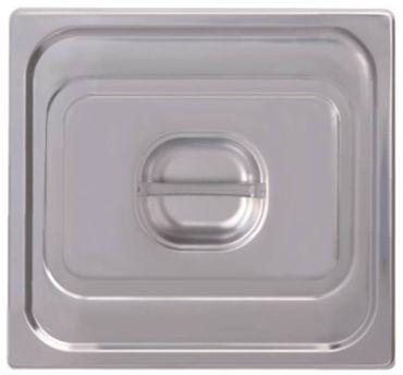 Deckel für Gastronormbehälter GN 2/3 CNS 18/10