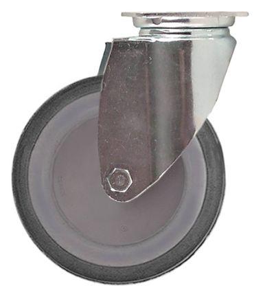 Abner Lenkrolle für Tablettwagen ETV2-6GN1-1 Plattenbefestigung