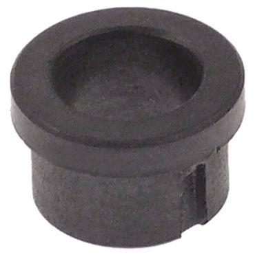 Buchse für Nachspülarm D1 ø 14mm D2 ø 16,5mm D1 14mm D2 16,5mm
