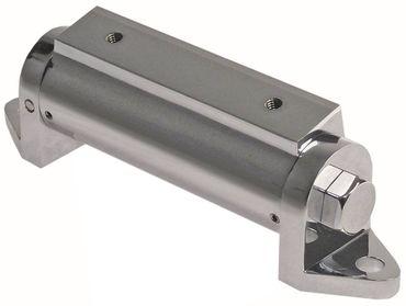 Deckeldrehgelenk 1084 90mm M8 43,5mm Bohrung ø 11mm 10°