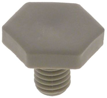Comenda Endkappe für Spülmaschine LC1200, LC900, LC700 M10x1,5
