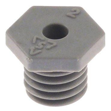 Colged Filter für Spülmaschine Protech-811, 915716 ø 14mm SW 18