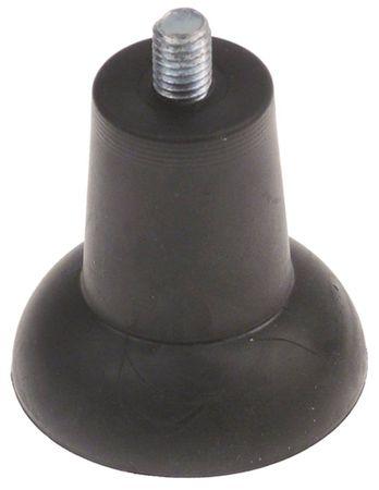 Angelo Po Gerätefuß für Aufschnittmaschine AFT35, AFC35 ø 48mm