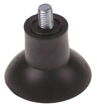 Gerätefuß für Aufschnittmaschine RGV 300SCEP, Cookmax 411004 M8