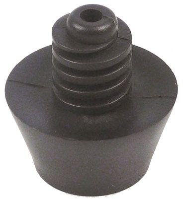Bartscher Gerätefuß für 105780, A120788 ø 37mm Höhe 20mm