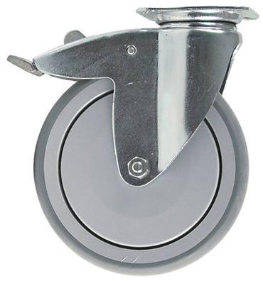 Abner Lenkrolle für Tablettwagen ETV1-10 Plattenbefestigung 32