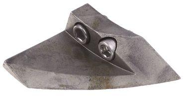 Comenda Messer für Abfallzerkleinerer Breite 70mm Höhe 26mm