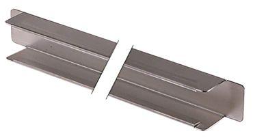 Mastro Steg für GN-Behälter Breite 22mm Höhe 19,5mm L1 530mm