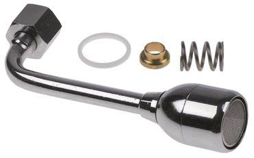 BFC Wasserrohr für Kaffeemaschine Lira, DeLux-2-3-4gr ø 23,5mm