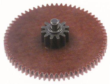 Zahnrad 66/12 Zähne ø 50,7mm Zahnbreite 6,5/4mm