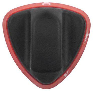 Angelo Po Knebel für Gashahn ø 65mm für Achse ø 8x6,5mm mit Abflachung oben
