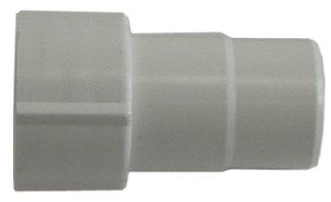 Anschlussstück Aussen 36,5mm gerade VPE 4 Stück