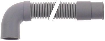 Ablaufschlauch für Spülmaschine, Spülmaschine Haube 27mm 22mm