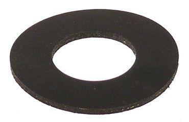 Flachdichtung Aussen 42mm D2 21mm Innen 21mm Gummi