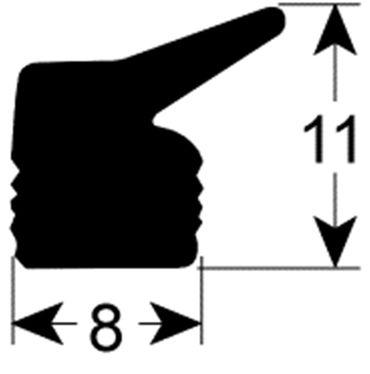 Henkelman Deckeldichtung für Vakuumiergerät Polar2-85, Polar2-75