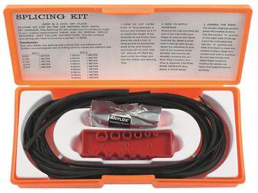 Sortimentskasten O-Ring Klebeset 9x1m inkl. Kleber und Schablone