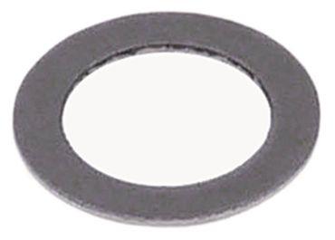 Beilagscheibe für Dampfhahn Innen 7,4mm Aussen 10,9mm Edelstahl