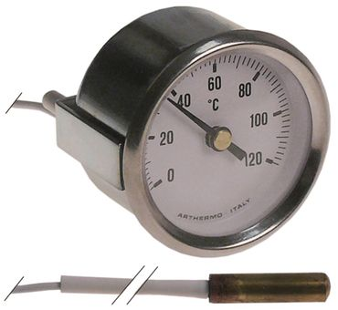 Electrolux Thermometer für 132208, 132213, 132230 Einbau 52mm