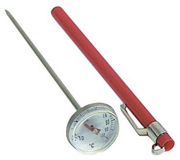 Bartscher Einstechthermometer Anzeige analog ø 27mm Fühler 120mm