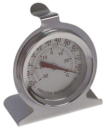 Bartscher Thermometer Anzeige analog Größe ø60mm -30 bis +30°C