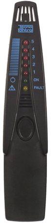 Lecksuchgerät SE155M Anzeige LED-Skala inkl. Tasche und Batterie