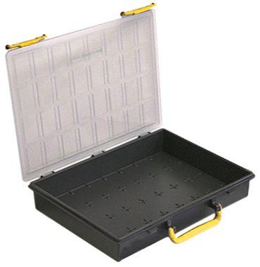 Sortimentskasten G3-0B Abmaße 338x261x57mm ohne Einsätze A/B 5kg
