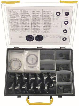 Sortimentskasten Knebel ø62mm (138-teilig)