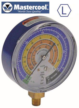 """Manometer Anschluss 1/4"""" ø 80mm RBL Modell RBL R1270, R290, R600a"""