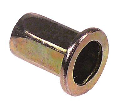 Fagor Nietmutter für FI-48B, FI-48, FI-64B M10 Länge 22mm