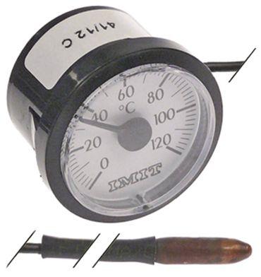 Aristarco Thermometer für Spülmaschine Band Einbau 38mm
