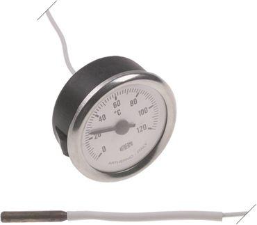 Electrolux Thermometer für Spülmaschine Einbau 52mm Fühler 6m x 38mm