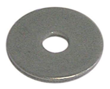 Unterlegscheibe Aussen 24mm Innen 6,4mm 2100297 CNS DIN 9021