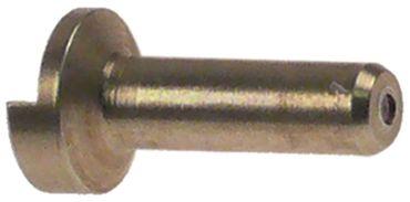 Zündbrennerdüse Bohrung 0,60/0,55mm Kennzahl 36 Kennzahl