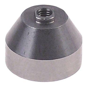 Cookmax Kupplung für Getränkemixer 721004 ø 25mm Orione IG M5L