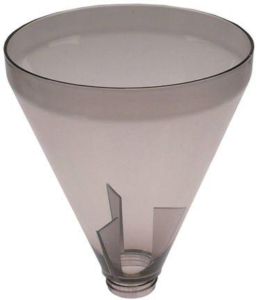 Kaffeebohnenbehälter ohne Deckel ø 207mm Höhe 245mm universal
