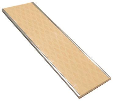 Schamottstein Breite 160mm Länge 645mm Höhe 15mm