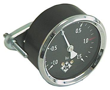 """MKN Manometer für Kochkessel 2023009B01, 2023007B02 ø 63mm 1/4"""""""