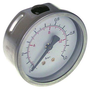 """Electrolux Manometer für Kochkessel 220278, 220285, 220272 1/8"""""""
