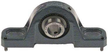 Kugellager P2B-SCAH-010 Breite 31mm Länge 127mm Lochabstand 96mm