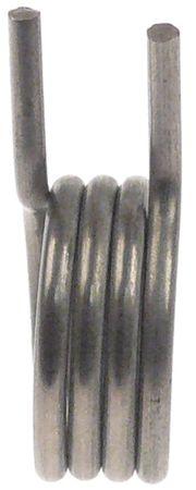 Eloma Drehfeder für Kombidämpfer GENIUS, MB, 1221, 2021 L1 13mm