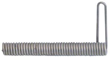 Drehfeder Drahtstärke 3,5mm ø 20mm Länge 150mm L1 150mm L2 80mm